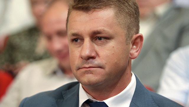 Министр экономического развития Крыма подал в отставку