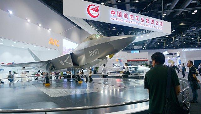 КНР испробовал 2-ой прототип истребителя 5-ого поколения
