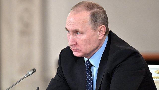Власти ибизнес недолжны игнорировать природоохранные мероприятия— Путин
