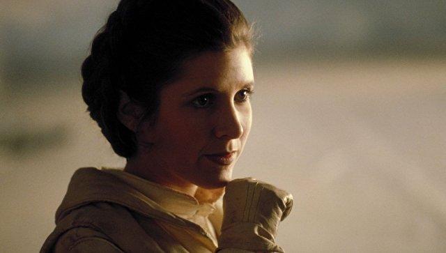 Принцесса Лея появится вдевятой части «Звёздных войн»