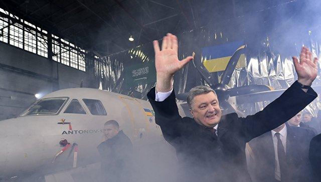 Еще немного - и Порошенко бросится в объятия России