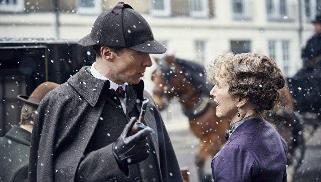 Камбербэтч приходится родственником создателю «Шерлока Холмса» Конан-Дойлу