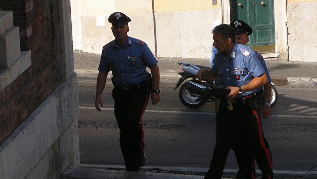 Из сицилийского город в США пытались переслать посылку с гранатой