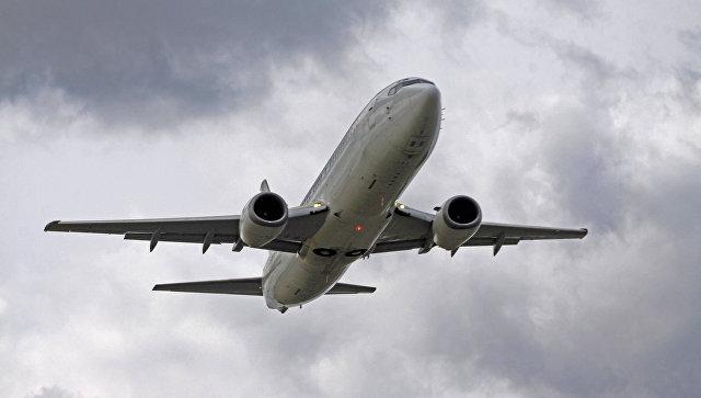 Птица угодила в мотор лайнера польских авиалиний