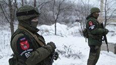 Обмен военнопленными между ДНР и Украиной в Донецкой области. Архивное фото