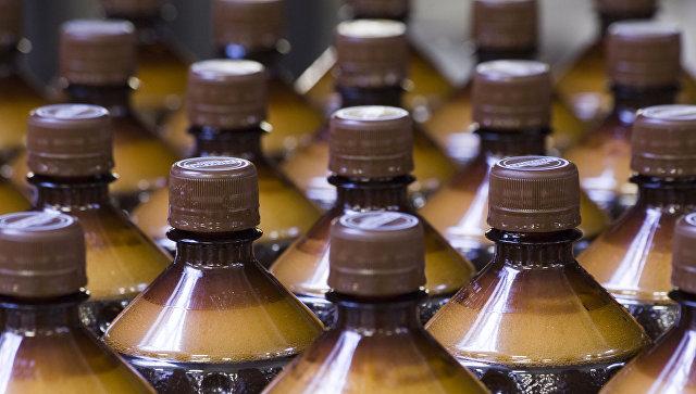Пиво, архивное фото