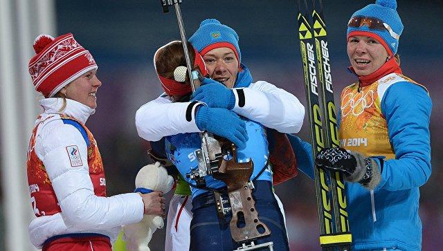 Прежний тренер сборнойРФ побиатлону призвал сместить всех россиян отОлимпиады