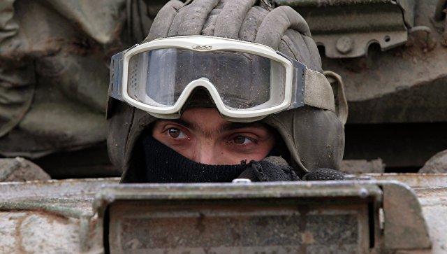 В Белоруссии хотят модернизировать бронетранспортер БТР-70