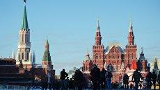 Государственный исторический музей в Москве. Архивное фото
