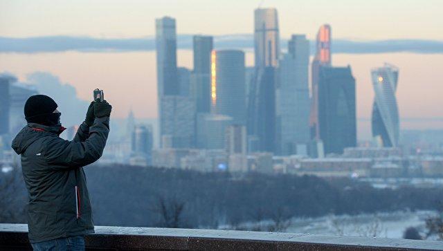 Москва стала одним изсамых безопасных вмире городов для иностранцев