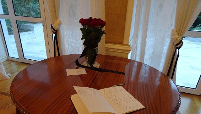ПосольствоРФ подтвердило смерть консула вАфинах Андрея Маланина