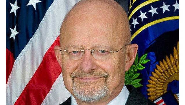 Директор национальной разведки США Джеймс Клэппер, архивное фото