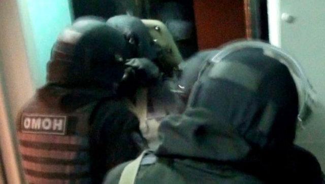 В Подмосковье напали на патруль Росгвардии
