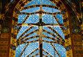 Интерьер Мариацкого костела в Кракове