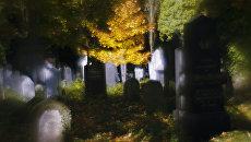 Еврейское кладбище. Архивное фото
