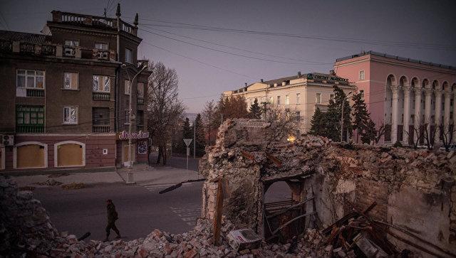 Неменее  250 тыс.  граждан  Луганска остались без воды