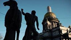 Власти Петербурга решили передать Исаакиевский собор РПЦ. Архивное фото