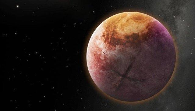 Рисунок планеты икс
