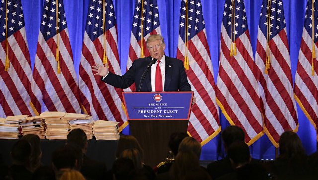 Трамп объявил  онадежде поладить сПутиным
