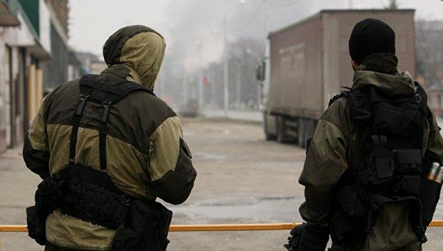 Источник: двое военных погибли во время спецоперации в Чечне