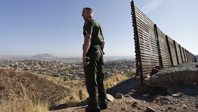 Границу сСША врайоне Сан-Диего перекрыли бастующие мексиканцы