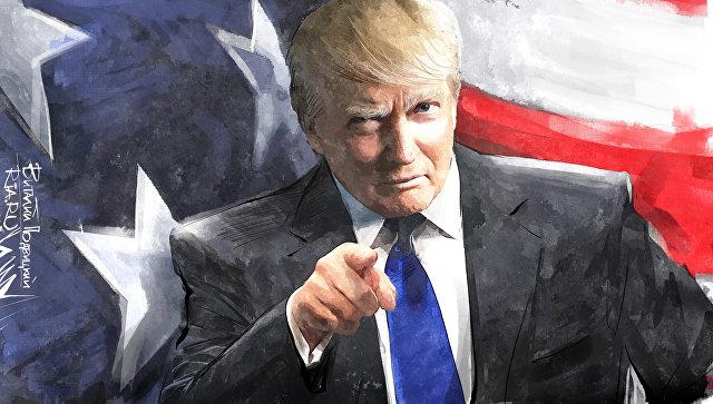 CNN слова не давали: о чем мы узнали из первой пресс-конференции Трампа