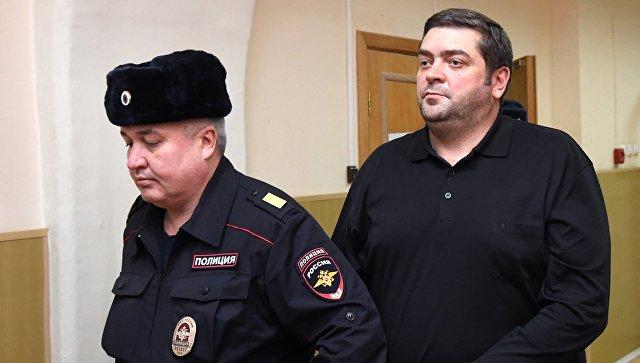 Срок содержания под стражей для Дениса Кошурникова продлили до16апреля