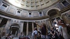 Пантеон в Риме. Архивное фото