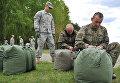 Совместные учения войск США и Польши. 3 мая 2014