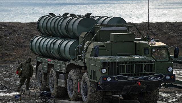 НаСеверном флоте заступил набоевое дежурство дивизион С-400