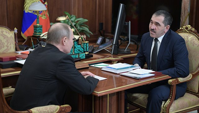 Европа обратится к России за опытом в борьбе с терроризмом, считает Евкуров