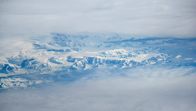 Антарктида из космоса. Архивное фото