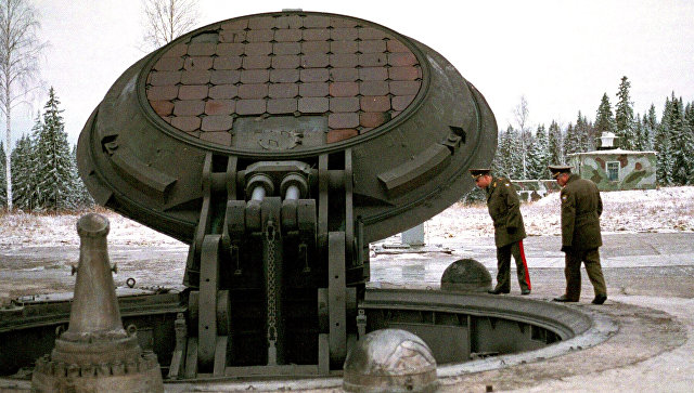 В РФ разрабатывают ракетный комплекс шахтного базирования