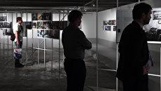 Выставка победителей и призеров Международного конкурса фотожурналистики имени Андрея Стенина