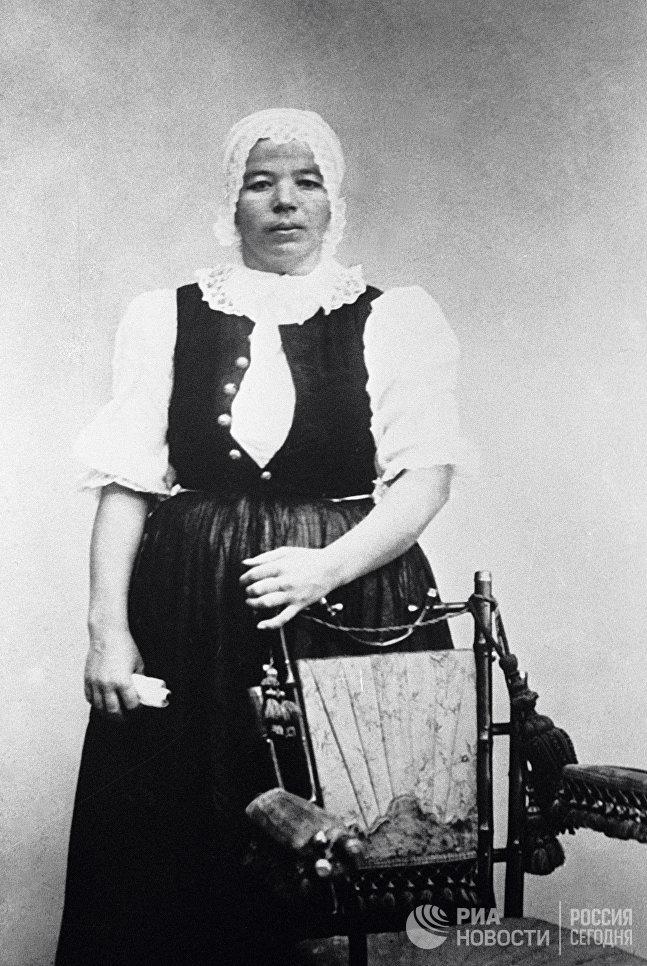 Московская кухарка. 1913 год