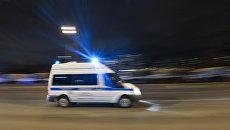 Автомобиль МВД. Архивное фото