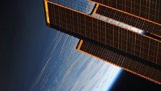 Земля с орбиты Международной космической станции. Архивное фото