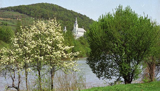 Закарпатская область, Украина. Архивное фото
