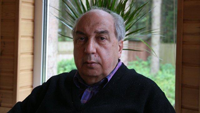 Академик Чубарьян Александр Оганович. Архивное фото