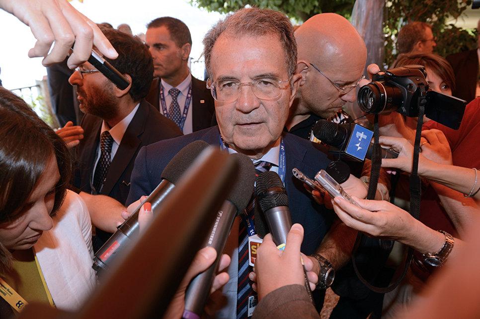 Казус Проди: зачем европейский политик призывает снять санкции с России