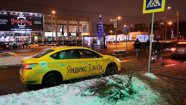 Яндекс такси блокирует водителей