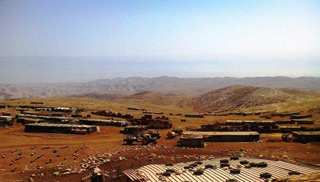 На Западном берегу реки Иордан. Архивное фото