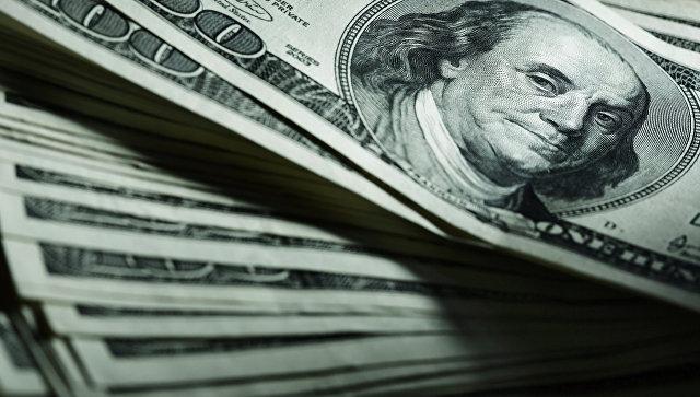 Доллары. Архивное фото.