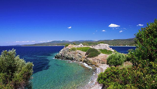 Острова Греции просят безвизового заезда для граждан России