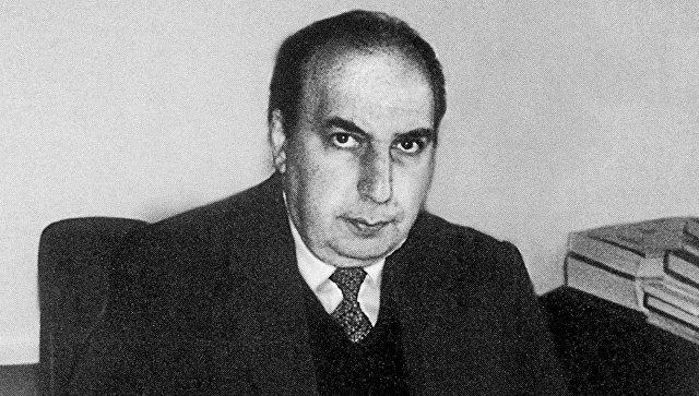 академик Александр Оганович Чубарьян