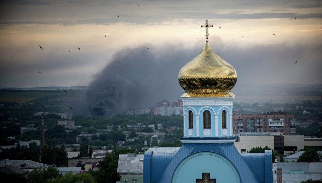 УПЦМП проинформировала обизбиении своего первосвященника вЧеркасской области Украины