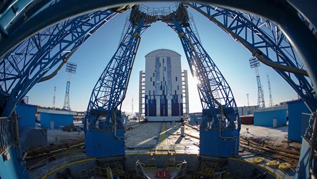 Роскосмос изучает возможность коммерческих пусков скосмодрома Восточный