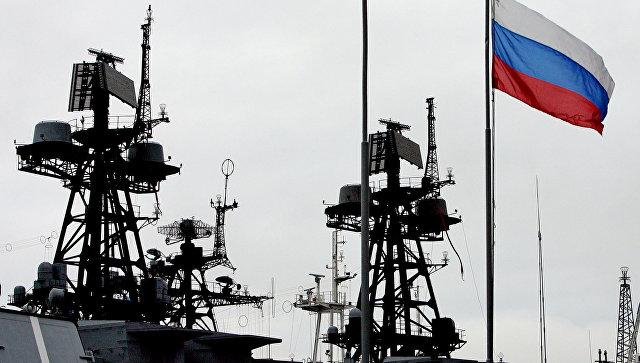 ВПриморье задержано мурманское судно «Георгий Седов»