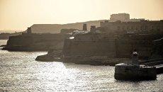 Морская крепость Валетта на Мальте. Архивное фото
