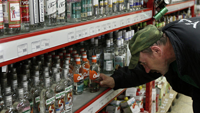 Роспотребнадзор желает запретить скидки на спирт